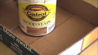 Refinishing an old wood kitchen floor
