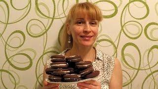 Шоколадное печенье ОРЕО принцип приготовления