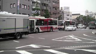関東バス C5152 U-UA440LSN 青梅街道営業所 四面道 HD