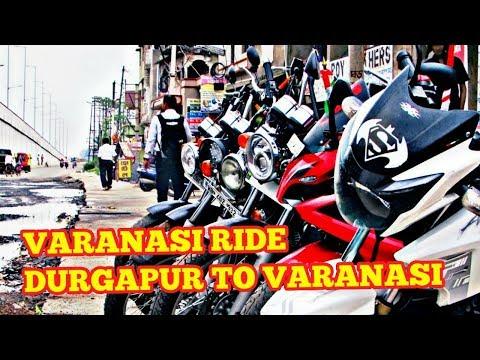 Durgapur to Varanasi with DRR ride epis-1