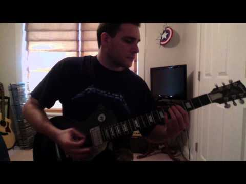 """Shinedown """"Asking For It"""" Guitar Cover"""