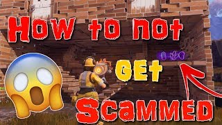 5 Ways To Not Get SCAMMED on Fortnite Save The World PVE...