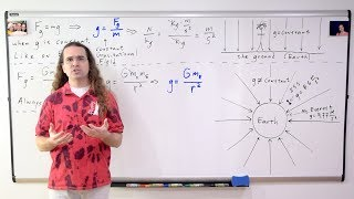Gravitational Field Introduction