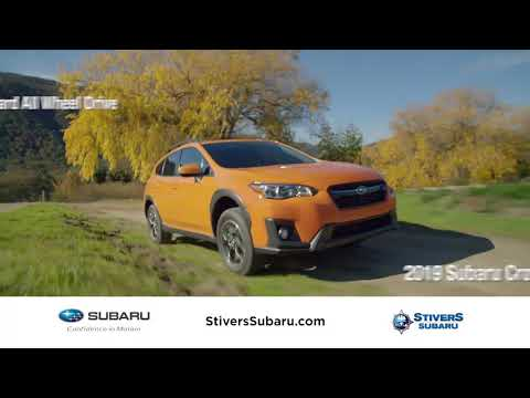 lease a 2019 subaru crosstrek from stivers subaru youtube youtube