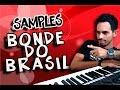 SAMPLES BONDE DO BRASIL | YAMAHA S750/950