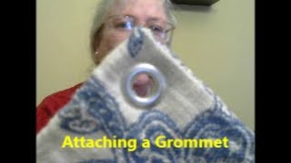 How To Attach A Grommet