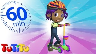 Repeat youtube video TuTiTu Specials | Push Scooter | Other Popular Toys For Children | 1 HOUR Special