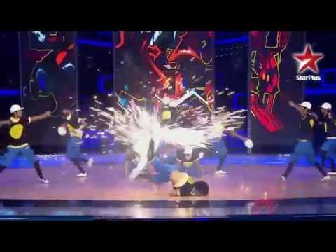 India's Dancing SuperStar Loyola Dream Team's Wonderful Act