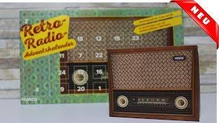Advendskalender - In 24 Türchen zu einem funktionierendem Retro Radio?
