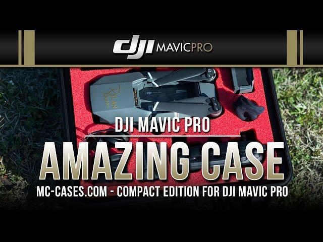 DJI Mavic Pro / AMAZING CASE! (Review)