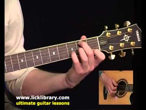 The Kinks - Sunny Afternoon Guitar Lesson With Jamie Humphries ...