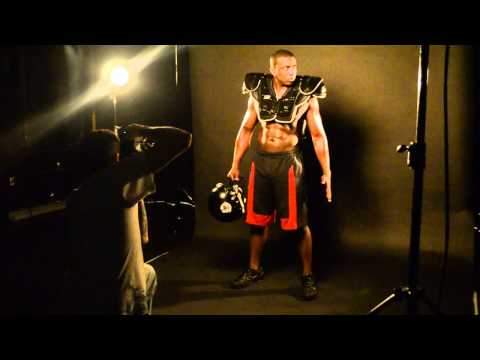 """Jeremy Daniel Photography """"Behind The Scenes"""" With Marquise Moses"""