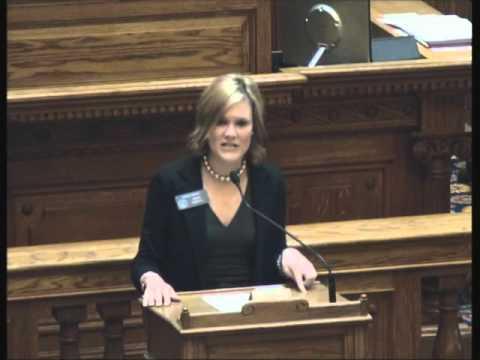 Sen. Parent: Speaks Out Against FADA