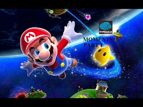 Best of BSC & Chugga Moments: Super Mario Galaxy  - Part 1 (500 Sub Special)