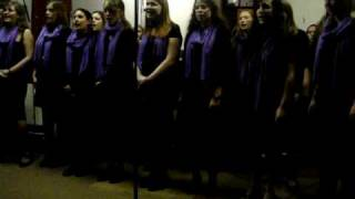 Absolute Harmony  2010  I wish i know how it would feel to be free Acapella