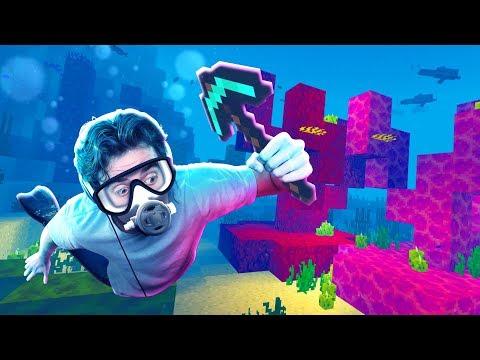 Minecraft Aquatic Adventures - Episode 1