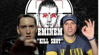 Eminem - Kill Shot (MGK Diss) | Reaction