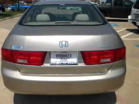 2005 Honda Accord   Paris TX