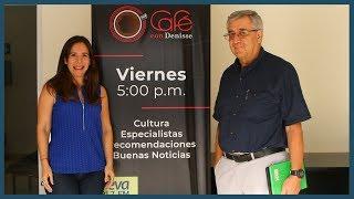 """Entrevista XEVA """"Café con Denisse"""" // Dr. Rafael Loyola Díaz"""