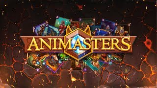 Animasters: Match 3, PvP