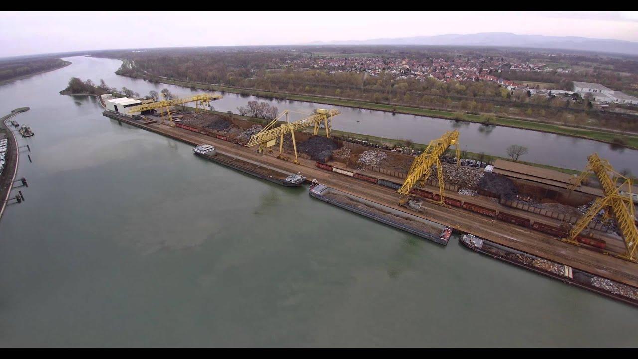 Hafen Kehl