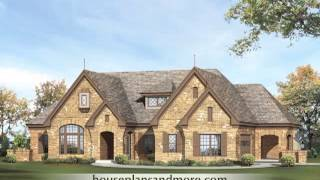 Atrium Ranch Homes Video 1 | House Plans And More