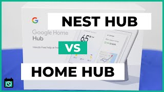 Google Nest Hub VS Google Home Hub - What's The Difference?