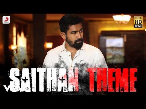 Saithan - Saithan Tamil Theme Song | Vijay Antony