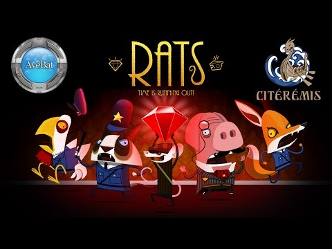 Casually Slacking with Rats - Time is running out!