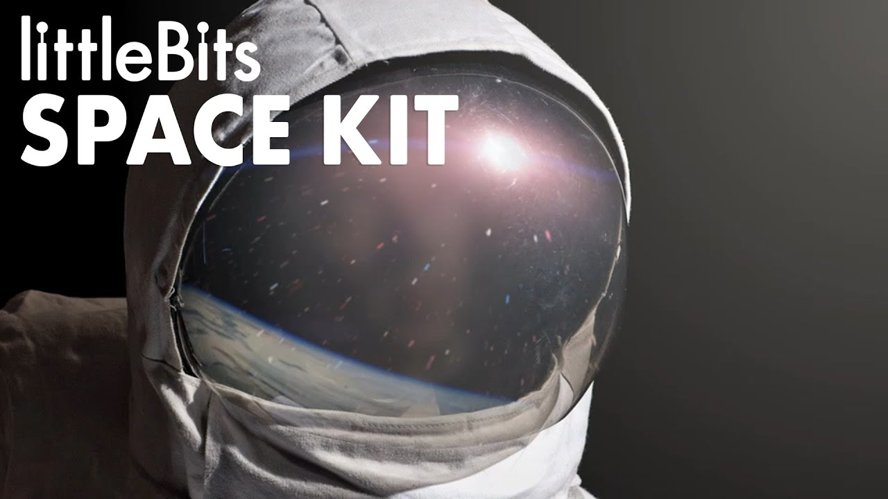Introducing Littlebits Space Kit Youtube Introduces Your Kids To Fun Modular Electronic Projects Electronics