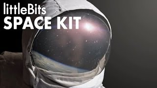 INTRODUCING: littleBits Space Kit