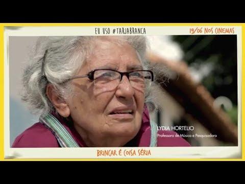 Trailer do filme Tarja Branca - A Revolução que Faltava