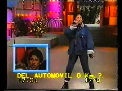 Eduardo Mendoza Pablito Ruiz chileno programa éxito 1989