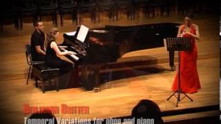 "Sanja Romić and Fionnuala Moynihan - From the concert cycle ""Musical Postcard"" - PROMO CLIP"