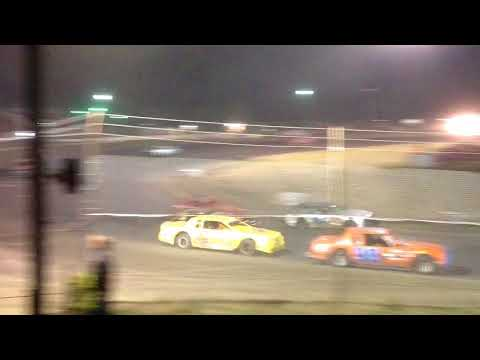 Superbowl Speedway Factory Stock Feature  9-2-17