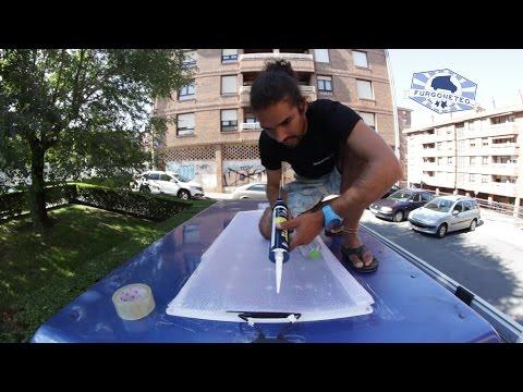 Tutorial de instalación de placa solar para furgonetas- Bricolajes Furgoneteo.com
