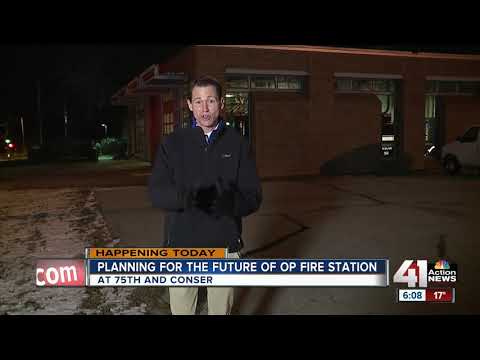 Overland Park to consider purchasing land in order to expand fire station