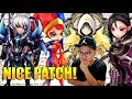 This Patch is Full of New Toys!! Summoners War Balance Patch July 2019