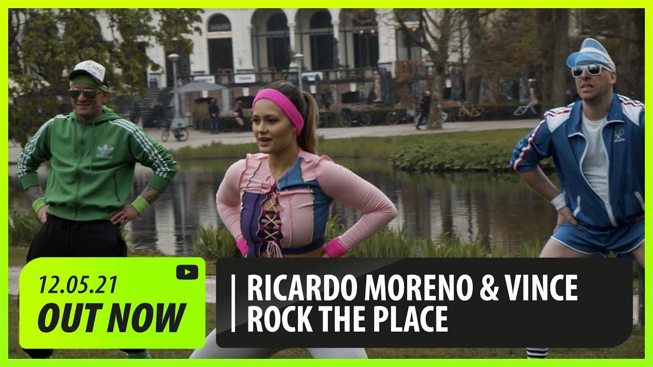 Ricardo Moreno & Vince - Rock The Place (Music Video)