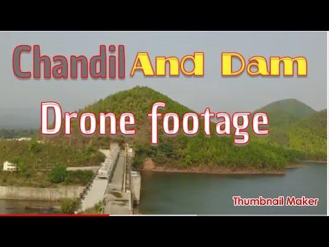 Chandil & Dam drone footage/jharkhand tourism/photofactory