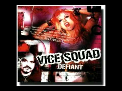 Vice Squad - Black sheep