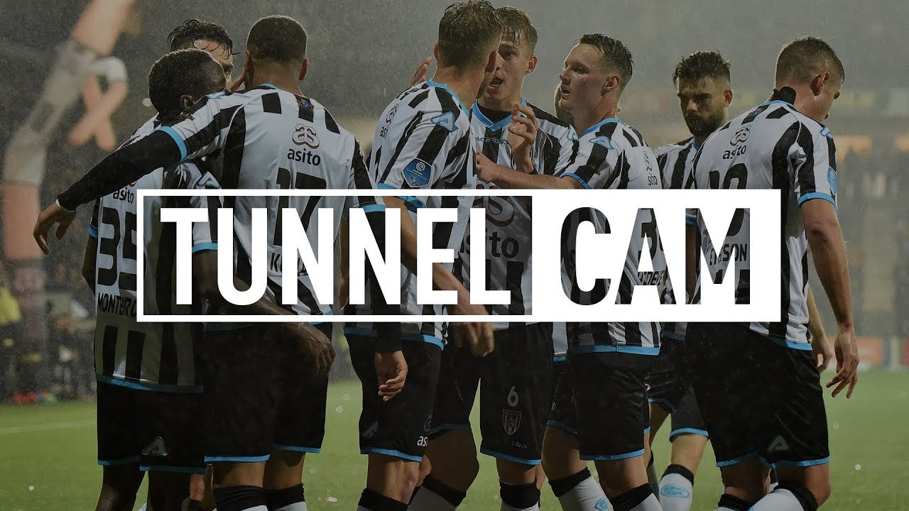 Heracles Almelo - VVV-Venlo 3-0 | 28-10-2017 | Tunnel Cam