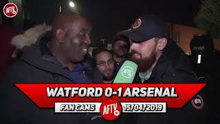 Watford 0-1 Arsenal | The Pressure Is Back On Tottenham Now! (Turkish)