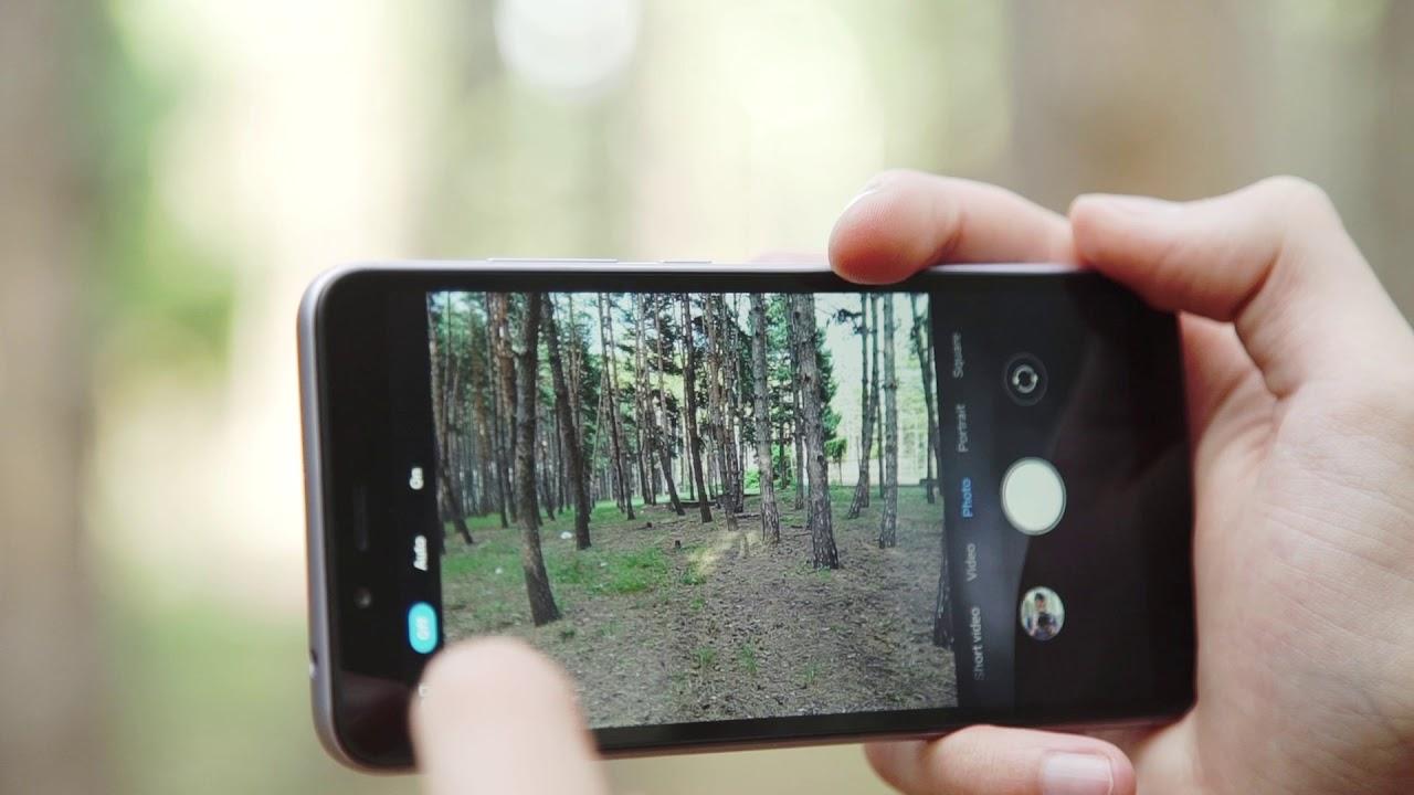 Xiaomi Redmi 6  ვიდეო მიმოხილვა Video Review