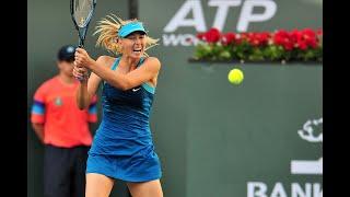 Indian Well 2012 R4 Highlights Roberta Vinci  vs Maria Sharapova