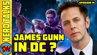 What Does James Gunn's Firing Mean For the MCU's Future? | Nerd Talks Ep 14