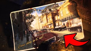 This Was TRANZIT Before The Apocalypse! Diner, Town & Farm DESTROYED! Black Ops Zombies Storyline