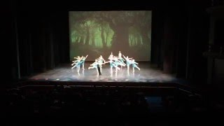 Christopher's Ballet Dance Performance 5-7-16