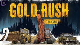 Gold Rush: The Game: How To Pan For Gold - Part 2 (Let's Play / Gameplay / Walkthrough)