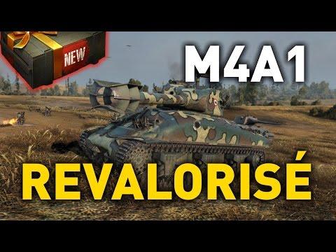 World of Tanks || M4A1 Sherman Revalorisé